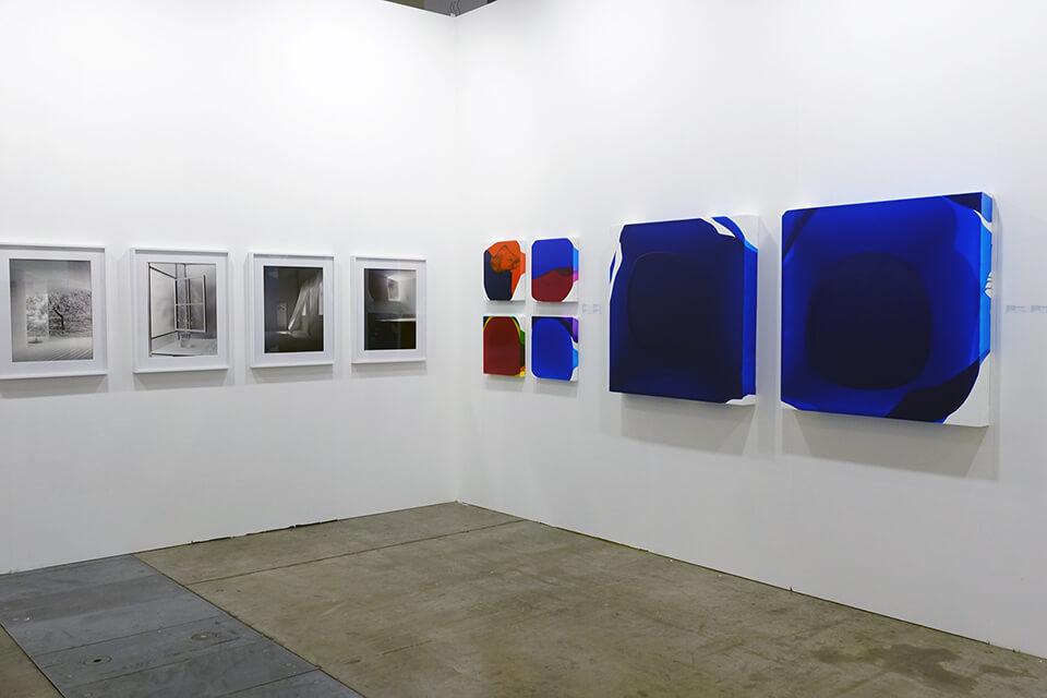 ART BUSAN<br /> 2019<br /> Exhibition site view<br /> BEXCO Exhibition Center/BUSAN<br /> from GALLERY IRRITUM TOKYO
